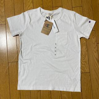 チャンピオン(Champion)のChampion 白Ꭲシャツ(Tシャツ(半袖/袖なし))