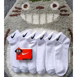 NIKE - NIKE 靴下 白 21〜23cm ソックス 6足セット