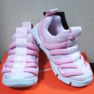 NIKE - 新品ナイキ☆ノービスノーヴィス17cm☆ピンクフォーム/メタリックシルバー604
