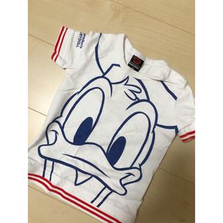ベビードール(BABYDOLL)のベビド   ドナルド ディズニーコラボ 可愛い 未使用❤︎(Tシャツ/カットソー)