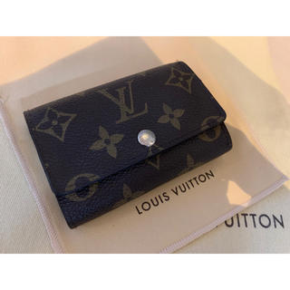 LOUIS VUITTON - 【良品/CT0059】ルイヴィトン キーケース