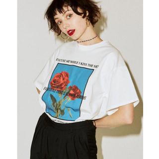 jouetie - Jouetie X-Girl Tシャツ
