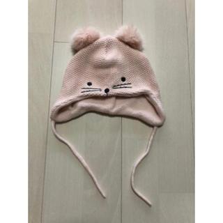 エイチアンドエム(H&M)のベビー帽子 6-9M(帽子)