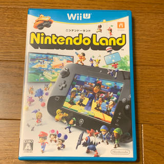 ★Nintendo Land(ニンテンドーランド) Wii U(家庭用ゲームソフト)