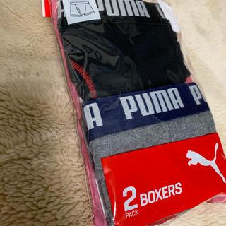 プーマ(PUMA)のPUMAボクサーブリーフ2枚組(ボクサーパンツ)