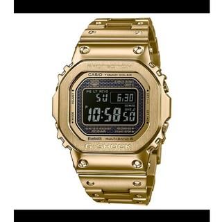 ジーショック(G-SHOCK)のG-SHOCK  GMW-B5000GD-9JF フルメタル ゴールド(腕時計(デジタル))