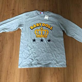 ベビードール(BABYDOLL)のbaby doll 長袖(Tシャツ/カットソー(七分/長袖))