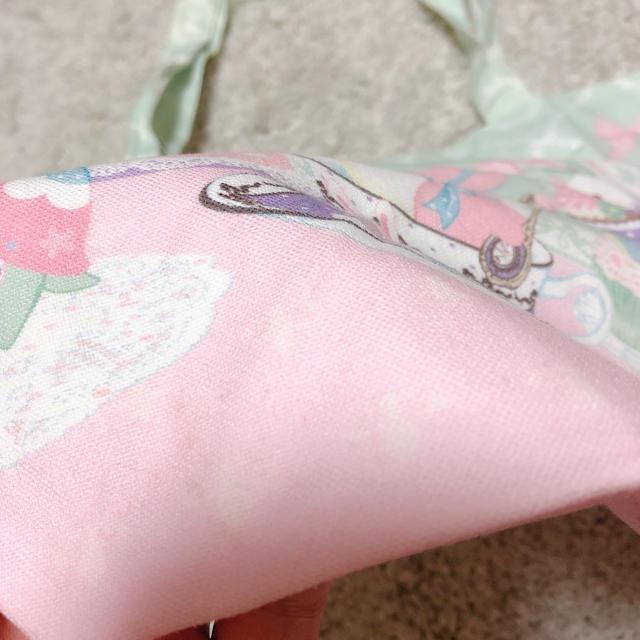 Angelic Pretty(アンジェリックプリティー)のアンジェリックプリティ×ウィッシュミーメル トートバッグ レディースのバッグ(トートバッグ)の商品写真
