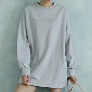 ワンアフターアナザーナイスクラップ(one after another NICE CLAUP)のSeemi. by NICECLAUP🖤ロンT(Tシャツ(長袖/七分))