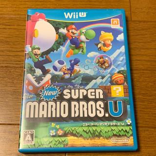 ★New スーパーマリオブラザーズ U Wii U(家庭用ゲームソフト)