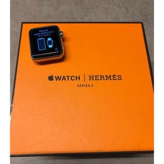 Hermes - Apple Watch  HERMES(エルメス)series3