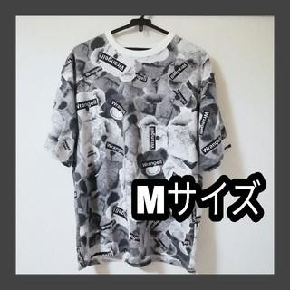 しまむら - Tシャツ(テディベア)