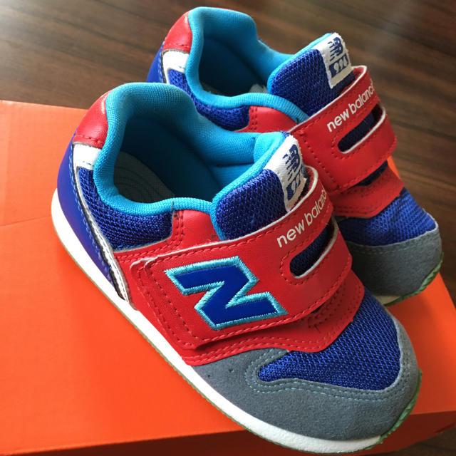 New Balance(ニューバランス)のnew balance ニューバランススニーカー FS996GRI キッズ/ベビー/マタニティのキッズ靴/シューズ(15cm~)(スニーカー)の商品写真