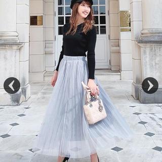 レディー(Rady)のミコアメリ♡チュールスカート(ロングスカート)