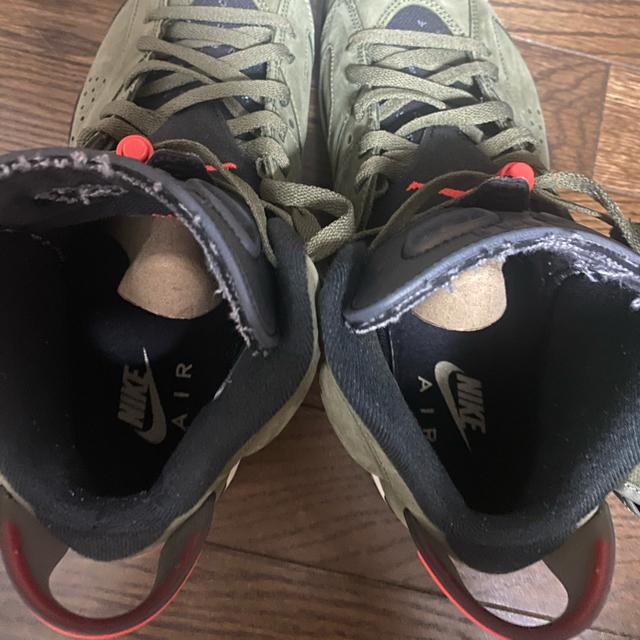 NIKE(ナイキ)のエアジョーダン6 travis scott 29 メンズの靴/シューズ(スニーカー)の商品写真