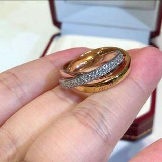 カルティエ(Cartier)のCartier カルティエ リング 14号(リング(指輪))