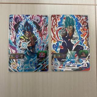 ドラゴンボール - 美品 スーパードラゴンボールヒーローズ  ゴジータ:um ベジット