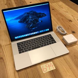 Mac (Apple) - 美品!MacBook pro 15インチ 2017