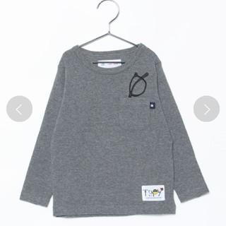 CIAOPANIC TYPY - ■ CIAOPANIC TYPY 長袖Tシャツ 110 グレー系 ■