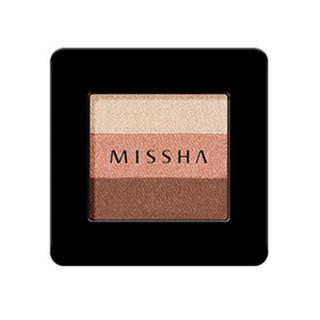 ミシャ(MISSHA)のMISSHA トリプルアイシャドウ No.14(アイシャドウ)