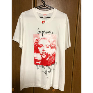 Supreme - Supreme Madonna Tee シュプリーム - マドンナ Mサイズ