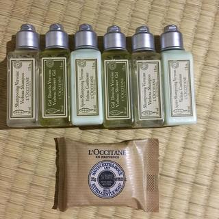ロクシタン(L'OCCITANE)のロクシタン シャンプー石鹸セット(シャンプー/コンディショナーセット)