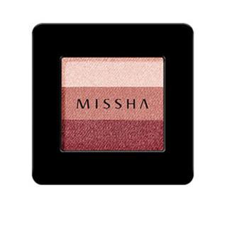 ミシャ(MISSHA)のMISSHA トリプルアイシャドウ No.16(アイシャドウ)