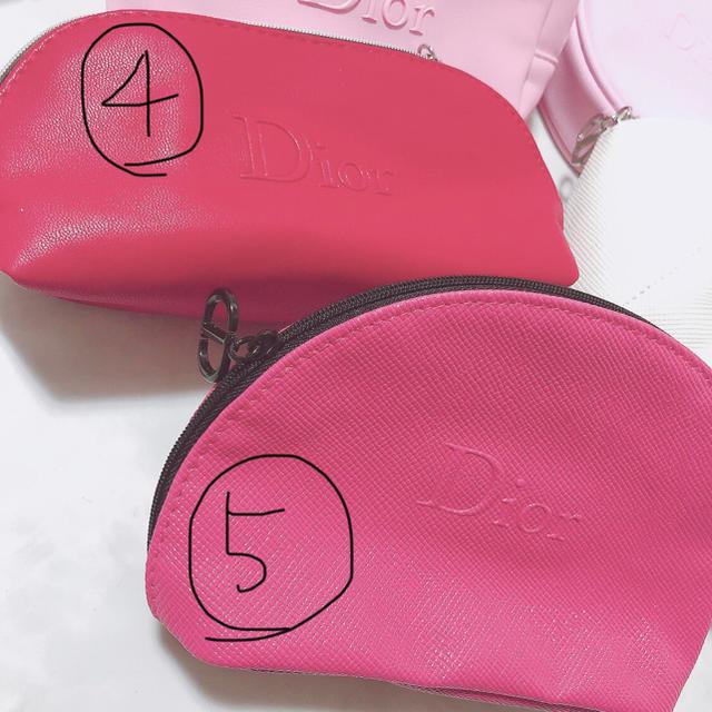 Dior(ディオール)のDIOR ポーチ どれでも1つ1700円均一 レディースのファッション小物(ポーチ)の商品写真