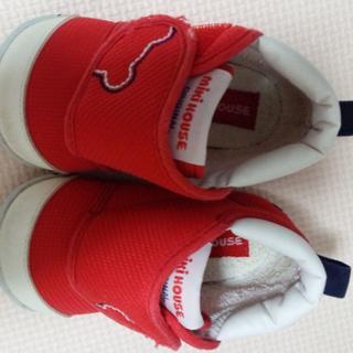 ミキハウス(mikihouse)のミキハウス 靴 11.5(スニーカー)