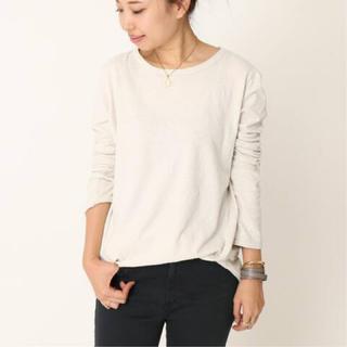 DEUXIEME CLASSE - Layering Tシャツ ナチュラル