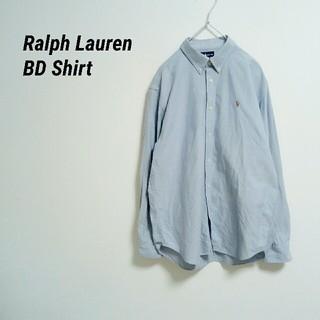 ラルフローレン(Ralph Lauren)のRalph Lauren ラルフローレン 長袖シャツ  刺繍ロゴ(シャツ)