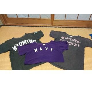 デニムダンガリー(DENIM DUNGAREE)のデニム&ダンガリー Tシャツ3枚セット(Tシャツ(半袖/袖なし))