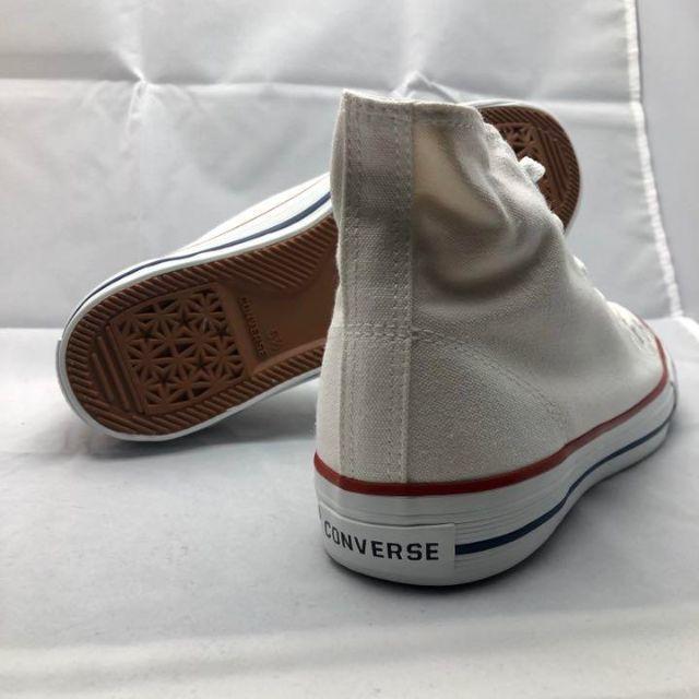 CONVERSE(コンバース)のCONVERSE コンバース ハイカット スニーカー ホワイト 23.5 レディースの靴/シューズ(スニーカー)の商品写真