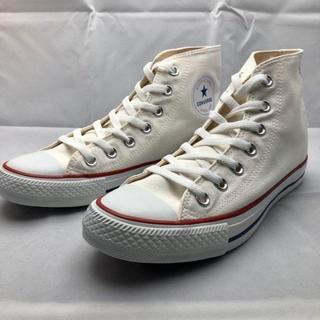 CONVERSE - CONVERSE コンバース ハイカット スニーカー ホワイト 23.5