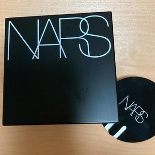 ナーズ(NARS)のNARS クッションファンデ レフィルケース 一度使用 5877 ナーズ 美品 (ファンデーション)