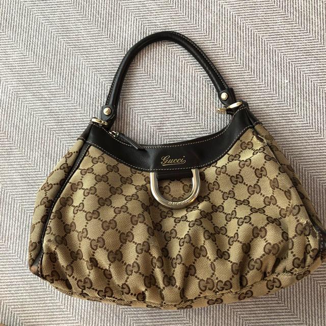 Gucci(グッチ)のGUCCI グッチ ハンドバック ♡ レディースのバッグ(ハンドバッグ)の商品写真