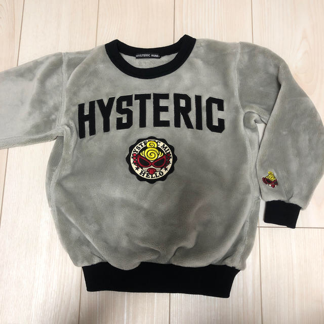 HYSTERIC MINI(ヒステリックミニ)のせんようです🐰🤍 キッズ/ベビー/マタニティのキッズ服女の子用(90cm~)(Tシャツ/カットソー)の商品写真