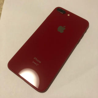 iPhone - iPhone8 Plus 64G SIMフリー Product Red