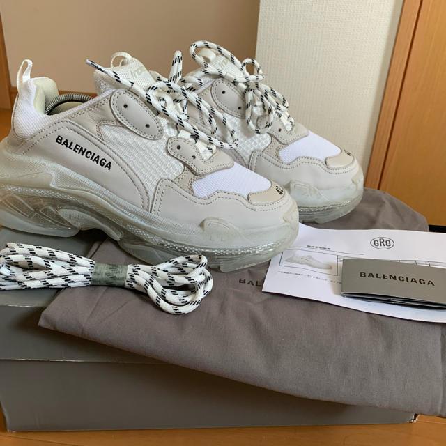 Balenciaga(バレンシアガ)の専用 期間限定SALE BALENCIAGA triples メンズの靴/シューズ(スニーカー)の商品写真