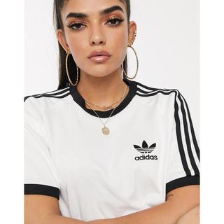 adidas - Adidas アディダス オリジナルス 男女兼用 Tシャツ  Lサイズ