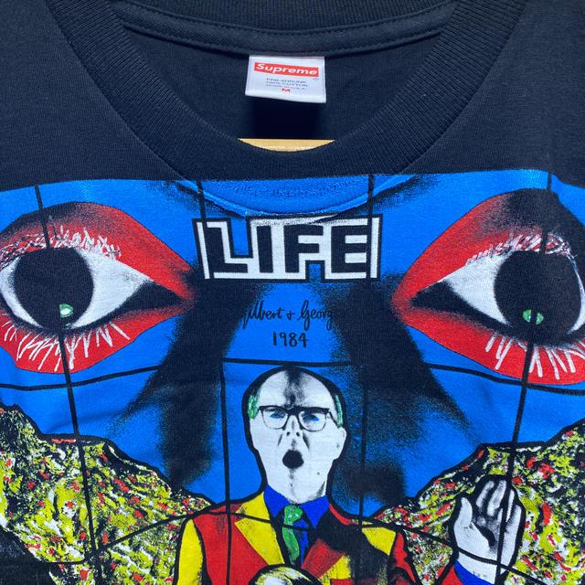 Supreme(シュプリーム)のsupreme Life tee メンズのトップス(Tシャツ/カットソー(半袖/袖なし))の商品写真