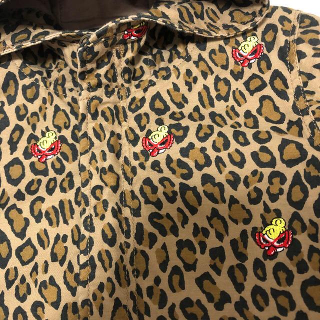 HYSTERIC MINI(ヒステリックミニ)のせんよう🐯 キッズ/ベビー/マタニティのキッズ服男の子用(90cm~)(ジャケット/上着)の商品写真