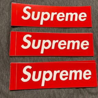 シュプリーム(Supreme)のSupreme Box logo ステッカー セット 30枚(その他)