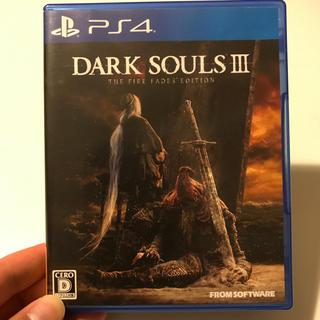 DARK SOULS III THE FIRE FADES EDITION(ダー(家庭用ゲームソフト)
