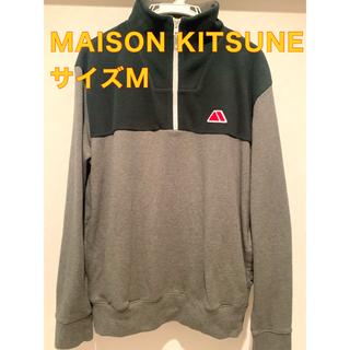 メゾンキツネ(MAISON KITSUNE')のMAISON KITSUNEスウェット フリーススウェットTシャツ(スウェット)
