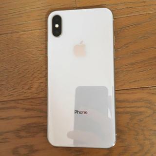 アイフォーン(iPhone)のiPhoneX 256GB 20(スマートフォン本体)