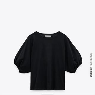 ZARA - ZARA パフスリーブTシャツ