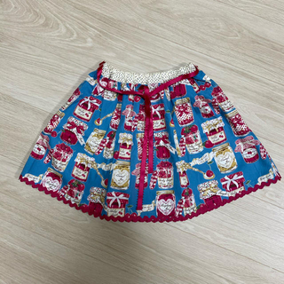 Shirley Temple - シャーリーテンプル ジャム瓶スカート 130