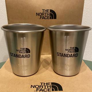 ★新品★ ノースフェイス スタンダード ステンレス マグカップ  マグ 2個
