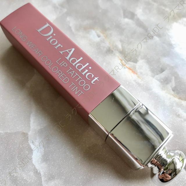 Dior(ディオール)の【新品箱なし】入手困難 491 ローズウッド リップティント モーヴブラウン コスメ/美容のベースメイク/化粧品(口紅)の商品写真